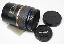 Very good++ Tamron SP 90mm f/2.8 Di AF 272E AF Macro Lens for Canon EF