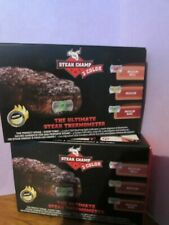 New listing 2 New/box Steak Champ Ultimate Steak Thermometer 3 color Led flashing lights