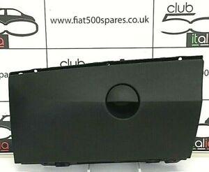 Genuine Fiat 500/Abarth/Sport Black Glove Box (2015 onwards) (735625089)