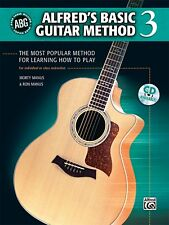 Alfred's Basic Guitar Method, Bk 3: The Most Popular Method for Learning How