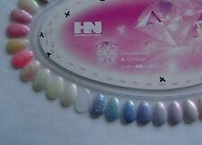 Hollywood Nails Titan Diamond & Glitter 10 ml  UV-Gel Nr. 156