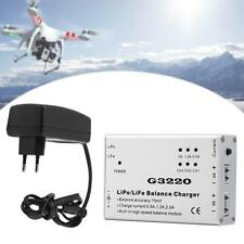 New Speed Balance Charger Adapter For Parrot AR Drone 1.0 2.0 LiPo Battery RC TR