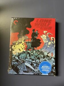 Lone Wolf and Cub (Criterion Collection) (Blu-ray) New Sealed