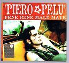 PIERO PELU' BENE BENE MALE MALE CD SINGOLO SINGLE cds NUOVO SIGILLATO!!!