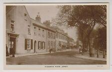 Jersey postcard - Elizabeth Place - (A59)