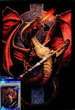 60ct Max Protection Small Deck Shuffle-Tech Sleeves YuGiOh! Size - CELTIC DRAGON