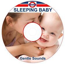Baby Sleep CD with Water Sounds calmer than White Noise✅(MD144)
