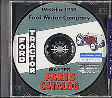 ford  tractor parts ebay
