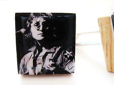 John Lennon Cufflinks Classic Image John Lennon Cufflinks Music Pop handmade