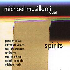 NEW Spirits (the music of Thomas Chapin) (Audio CD)