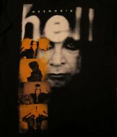 OZZY OSBOURNE cd lgo OZZMOSIS EMOTIONS Official SHIRT LAST LRG New oop