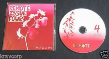 THE SHINS/IRON + WINE/RJD2 'REMOTE ISSUE 4' 2004 PROMO DVD