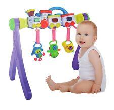 Spielcenter Spieltrainer Spielbogen Gym-Trapez Spieltrapez Baby Musik Spielzeug