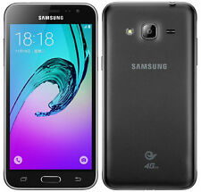 SAMSUNG GALAXY J3 J320H BLACK DUAL SIM 8GB SMARTPHONE FACTORY UNLOCKED BRAND NEW