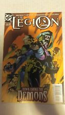 The Legion #18 May 2003 DC Comics Abnett Lanning