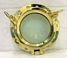 nautical new marine brass ship 2 keys porthole window 1 piece