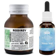 Kit Anti-STRESS FORTE Rodiola 100 compresse+ STRESS STOP Equilibrio Psico/Fisico