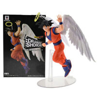 Anime Dragon Ball Z Angel Wing Son Gokou Dramatic Action Figure Xmas Gifts Toy