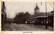Bury. Bolton Street in Paragon Series. Lancashire & Yorkshire Railway Station.