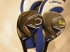Lefty Mizuno Golf JPX 850 #3 & #4 Hybrid Graphite Shaft Regular Flex 2-Piece Set