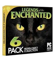 On Hand Legends of the Enchanted - Puzzle Hidden Object - New