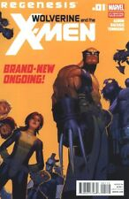 Wolverine And The X- Men #1 (NM)`11 Aaron/ Bachalo (2nd Print)