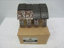 NOS 1977-1999 GM Dodge Jeep  Rear Drum Brake Shoe & Lining Kit GM 12321456   dp1