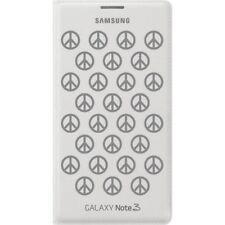 Funda Samsung Galaxy Note 3 Flip cover by Moschino original blanca