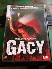 Gacy dvd dnc raro saunders baldwin true crime serial killer horror