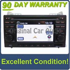 Nissan JUKE CUBE Navigation Radio CD Disc Player AUX USB XM Rockford Fosgate