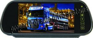 "UK Supplier 7"" Mirror Monitor with Universal Stalk & Boss"