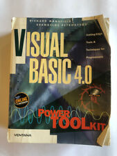 Visual Basic 4.0 Power Toolkit : Cutting-Edge Tools and Techniques for...