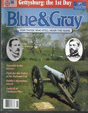 Blue & Gray Gettysburg Day 1 Reynolds Biddle Cashtown Pass Railroad Cut Preston