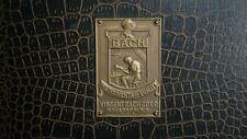 Rare Bach Mt. Vernon 22-Slot Mouthpiece Dealer Case - Good Condition (Lot #2266)