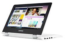 Lenovo Yoga 300 2in1 11.6 computadora portátil táctil blanco Intel N3060 Ram 4GB/500GB HDD W10