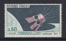 France 1966 1476 ** Espace Lancement satellite D1à Hammaguir Algérie