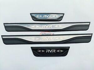 For Mitsubishi RVR Accessories Door Sill Protector Scuff Plate Car Sticker 2021