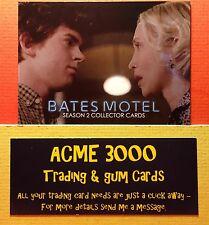 Breygent - Bates Motel Season 2 - NORMA & NORMAN Chase Insert Card LH6