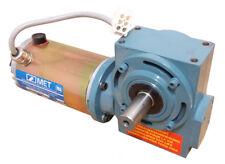 Getriebemotor, Gleichstrommotor, 12V-160V/DC, 1,25A, Schneckengetriebe i=60:1