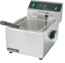 Adcraft Fryer counter model - DF-6L