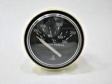 Volvo Penta 856811 Marine Motor  250°F 120°C Water Temperature Thermometer Gauge