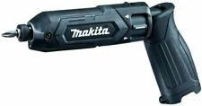 MAKITA Rechargeable Pen Impact Driver Black Body Only TD022DZB from JAPAN DHL