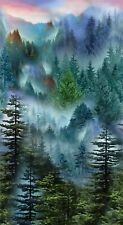 Forest Mountain View - Panel (24