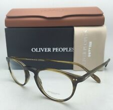 New OLIVER PEOPLES Eyeglasses RILEY R OV 5004 1211 45-20 Moss Tortoise Frames