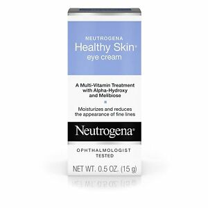 Neutrogena Healthy Skin Eye Firming Cream Multi-Vitamin Treatment 0.5 oz