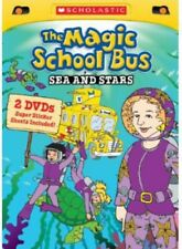 The Magic School Bus: Sea and Stars [New DVD]