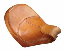 Indian Motorcycle® Scout Leather Extended Reach Seat - Tan - 2880240-05