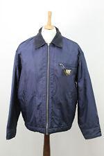CAT Navy Jacket size L