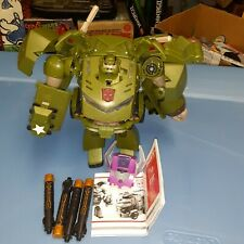 Transformers Animated Bulkhead complete w/instructions