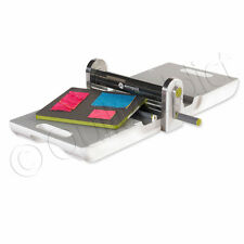 AccuQuilt Go! Fabric Cutter - Cutting Tool for Quilting Crafts Sewing 55100 S